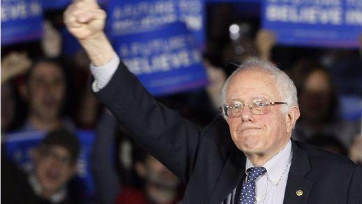 Bernie Sanders, un ex carpintero socialista de 74 años que aspira a la Casa Blanca