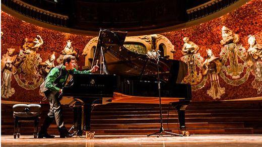 Marco Mezquida, el 'Picasso' del piano, llenará de magia musical el Bogui