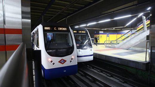 4 meses sin la Línea 1 del Metro de Madrid: Cifuentes anuncia obras de mejora en 25 estaciones