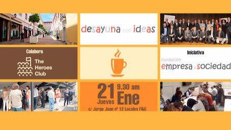 Nueva edición de Desayuna con Ideas