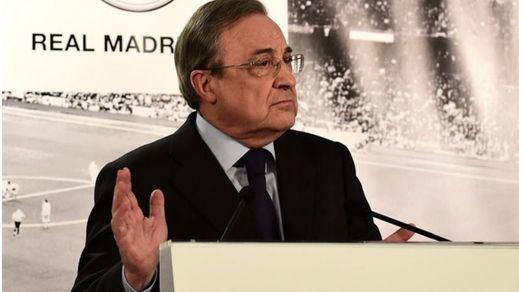 Ochaíta, histórico líder de los Ultra Sur, se le cuela a Florentino en el Bernabéu pese a tenerlo prohibido