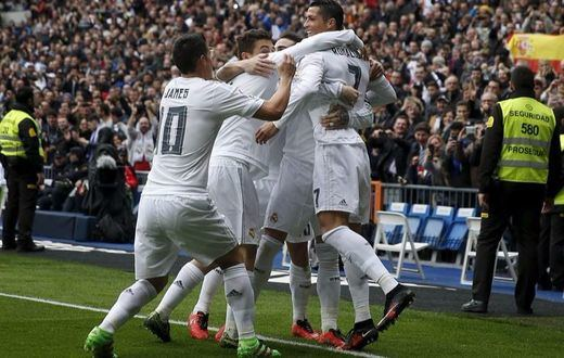 El Real Madrid sigue con su racha goleadora ante un digno Athletic (4-2)