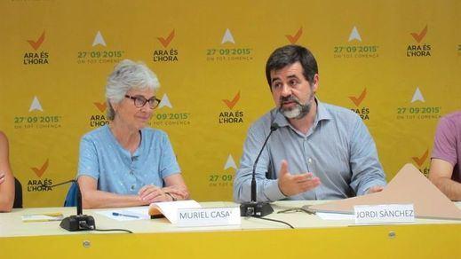 Cataluña de luto por la muerte de Muriel Casals, pionera del proceso independentista