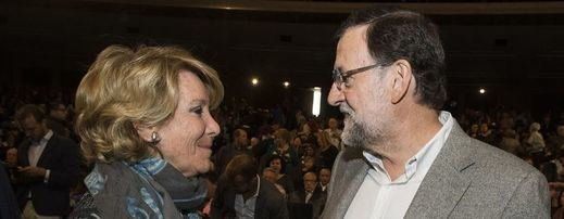 El PP defiende a Esperanza Aguirre: