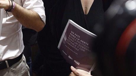 La otra cara del documento de Podemos: revisión de la Historia y unidades policiales independientes