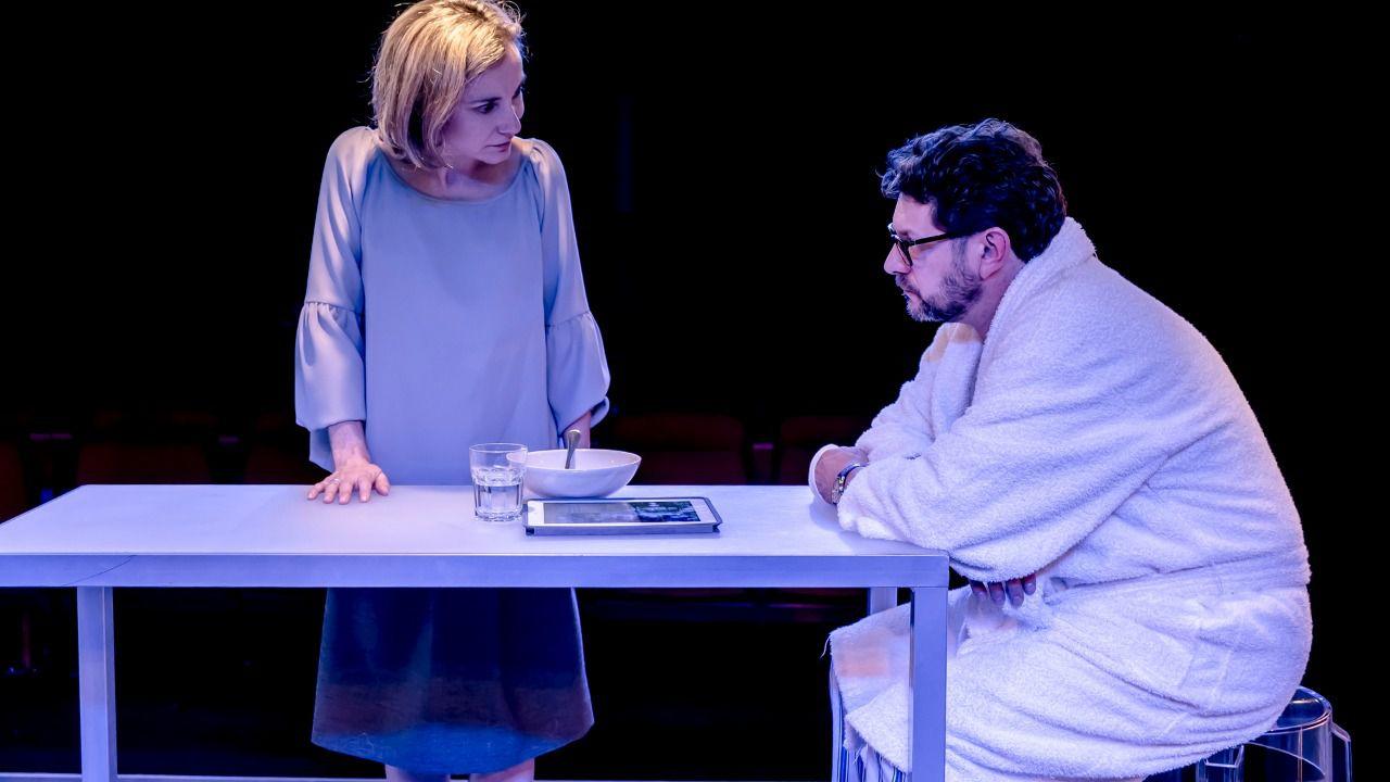 39 cocina 39 un trepidante thriller en escena diariocr for Teatro la cocina