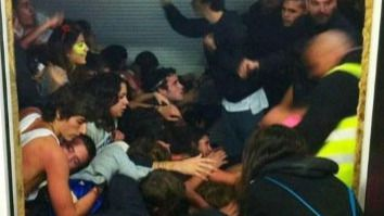 Así fue el drama del Madrid Arena:
