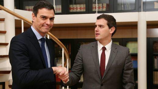 Ciudadanos presiona al PSOE para que decida ya la fórmula de Gobierno: