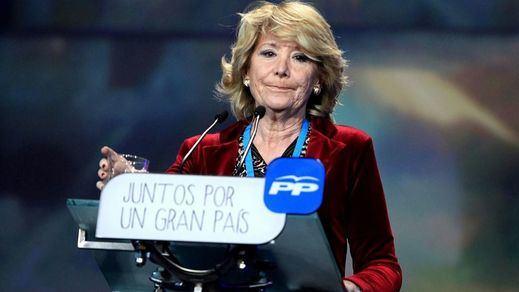 La tranquila Aguirre con la Púnica: