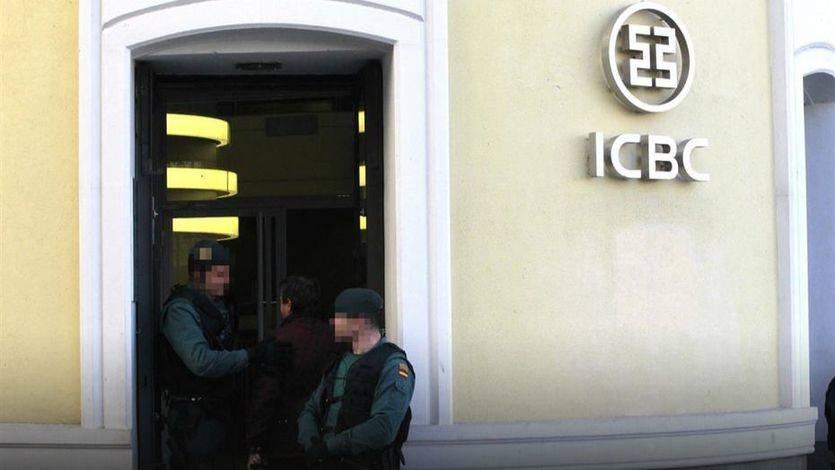 China, de nuevo en entredicho en España: registran la sede del banco ICBC por blanqueo y arrestan a su cúpula