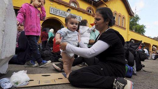 La Comisión Europea recrimina a España el 'bloqueo' en la recepción de refugiados