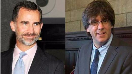 El Rey y Puigdemont finalmente tendrán un 'cara a cara'... en el marco del Mobile World Congress
