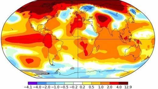 Enero de 2016 es el más caluroso desde que se tienen registros