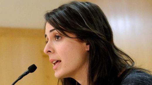 Rita Maestre agacha la cabeza en el juicio, pero la delatan: