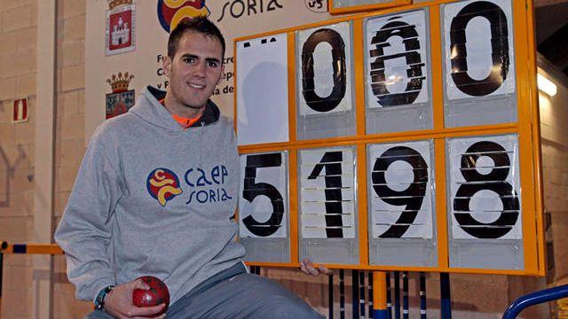 El atletismo pierde a una de sus más jóvenes promesas: fallece Diego Barranco