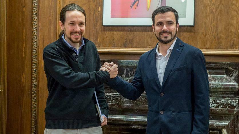 Pablo Iglesias accede a que se reúnan los equipos negociadores de Podemos, PSOE, IU y Compromís