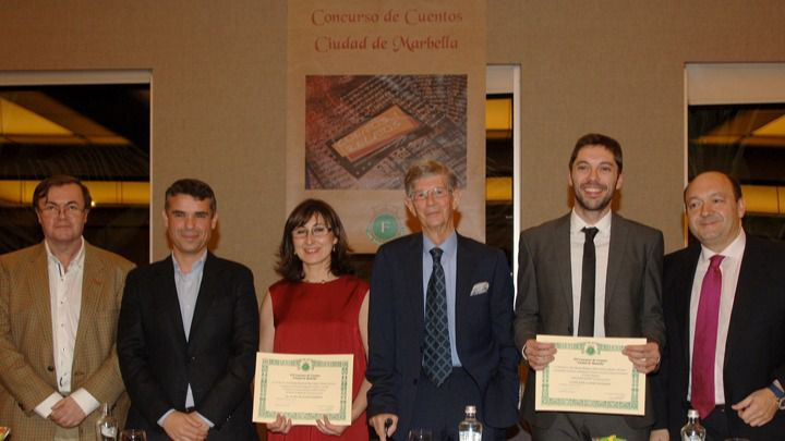 Ganadores, Concurso 'Cuentos Ciudad de Marbella'