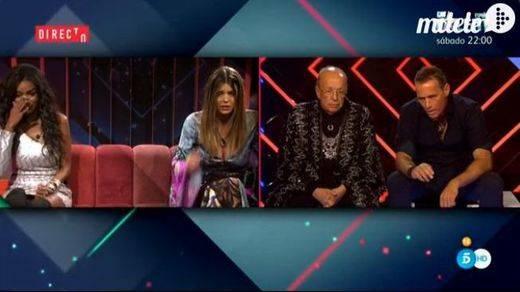 Liz, enemiga declarada de Laura, nueva expulsada de 'GH VIP'