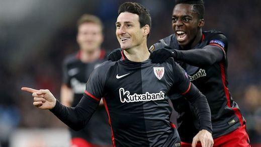 Pleno de victorias españolas en la Europa League: Athletic, Sevilla, Valencia y Villarreal
