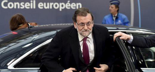 Lo que de verdad piensa Rajoy de la situación política no lo dice en casa pero lo desvela en Bruselas