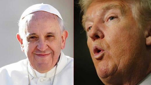 El Papa dice que Trump