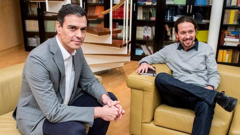 Podemos planteará el reparto de Gobierno en la reunión con PSOE, IU y Compromís