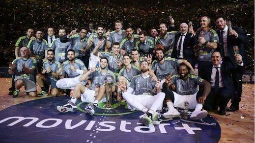 El Madrid de basket sí da la talla y vuelve a coronarse rey de Copas ante un enorme Gran Canaria (85-81)