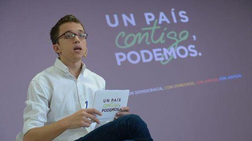 Pablo Iglesias delega en Errejón para la 'reunión a 4' ante el silencio de Sánchez