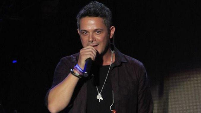 Alejandro Sanz socorre a una mujer maltratada por su pareja en pleno concierto
