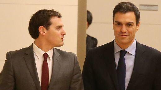 Rivera no descarta un gobierno con el PSOE pero reconoce:
