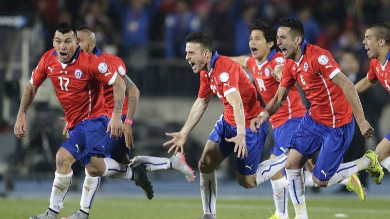 Un sorteo con morbo: Chile y Argentina repiten en la fase de grupos la finalísima de la anterior Copa América