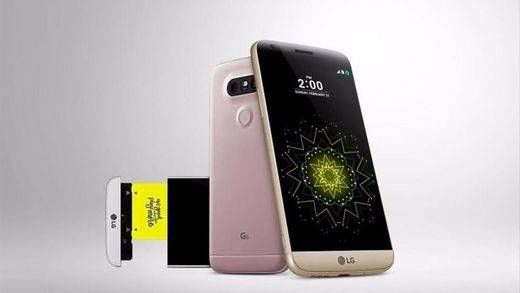 El LG que se convertirá en lo que desees y otros móviles estrella que abren Mobile World Congress 2016
