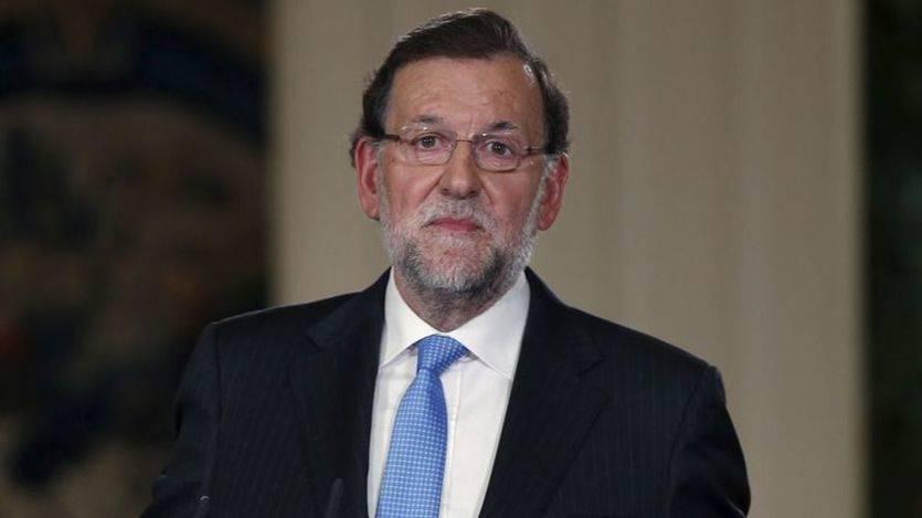 Rajoy asegura en 13TV que 'los votos de Ciudadanos no darán a Sánchez la investidura'
