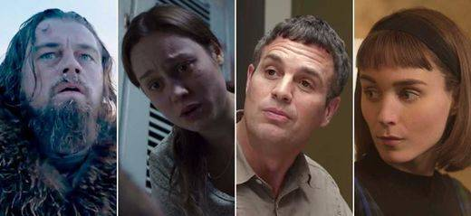 La quiniela de los Oscar 2016: actores y actrices