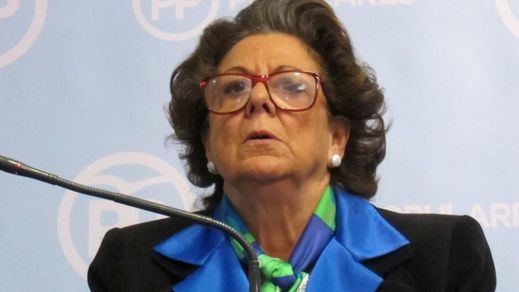 La Justicia empieza a rondar a Rita Barberá: un juzgado de Valencia pregunta por ella al Senado