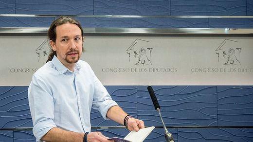Pablo Iglesias desprecia el acuerdo PSOE-Ciudadanos y seguirá negociando un Gobierno de izquierdas