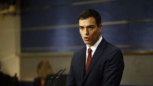 Sánchez, más cerca de la Moncloa: acuerda con Rivera la reforma exprés de la Constitución
