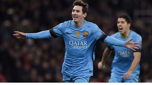 El Barça y Messi, como el PP, no negocian: fácil victoria ante su víctima de siempre, el Arsenal (0-2)