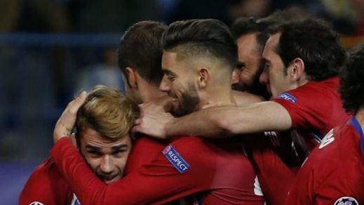 Champions: el Atlético saldrá enchufado al Philips Stadion en su cita frente al PSV