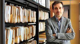 Xavier Masdeu, técnico tributario y responsable de Prensa y Comunicación de la APttCB