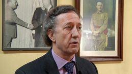 Jaime Alonso, vicepresidente de la Fundación Nacional Francisco Franco: 'Entiendo las exhumaciones, pero no hacía falta una Ley de Memoria Histórica'