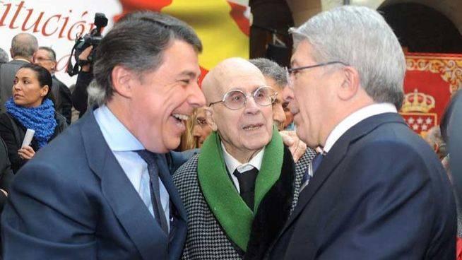 Anticorrupci�n pide imputar a Ignacio Gonz�lez y Enrique Cerezo por el caso del �tico
