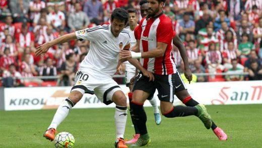Athletic-Valencia, duelo fratricida español en la Luga Europa