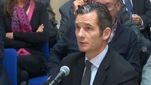 Urdangarin confiesa que utilizaban empleados 'fantasma' para engañar a Hacienda