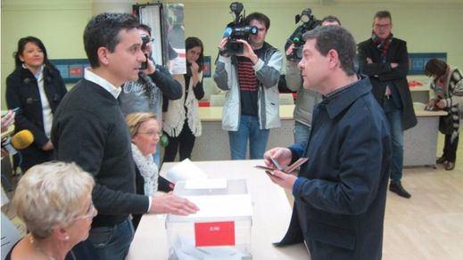 García-Page avisa a Podemos para que esté