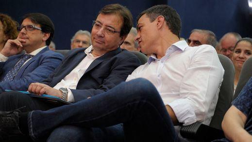 >> El barón extremeño Fernández Vara anima a votar sí porque
