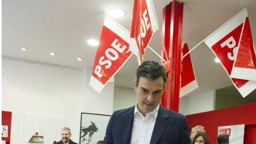 Sánchez supera la consulta con un amplio aval de las bases del PSOE a su estrategia negociadora