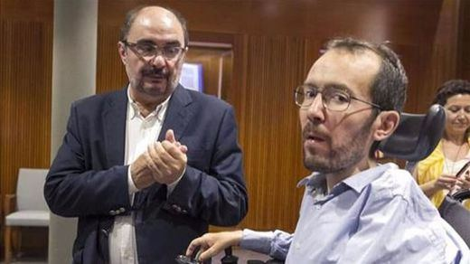 Los militantes del PSOE en Huesca, los únicos en rechazar mayoritariamente el pacto con Ciudadanos