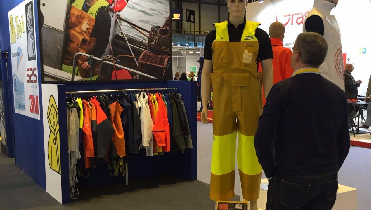 SCIO IT presenta sus chalecos inteligentes para servicios de emergencias