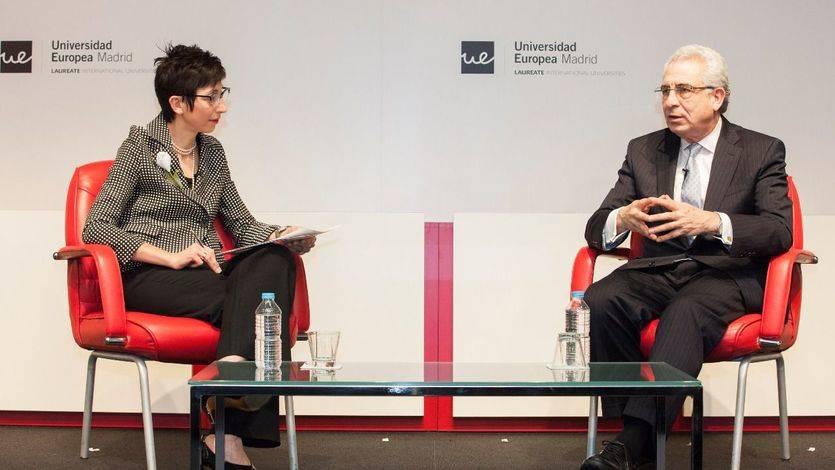Ernesto Zedillo: 'El futuro laboral demanda que todos sepamos adaptarnos a las posibilidades'